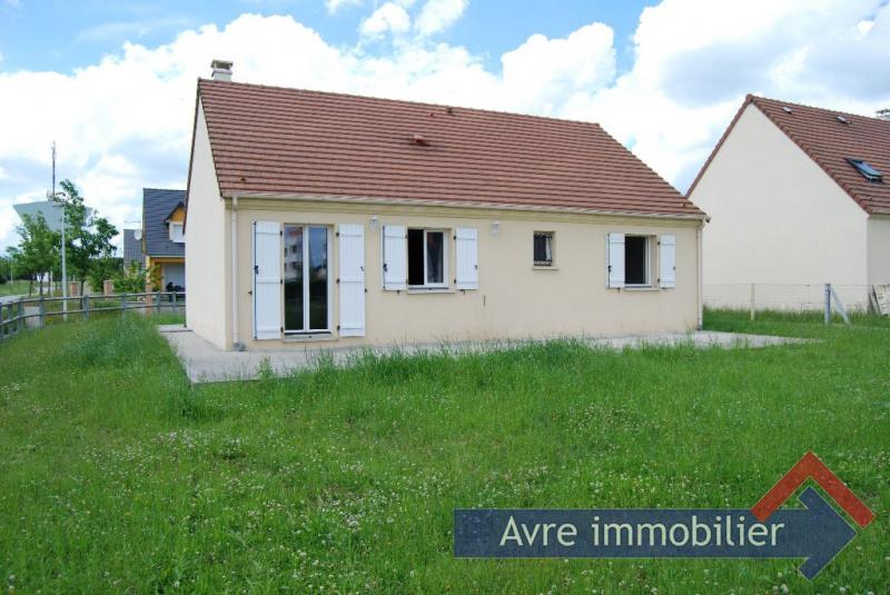 Rental house / villa Verneuil d avre et d iton 703€ CC - Picture 1