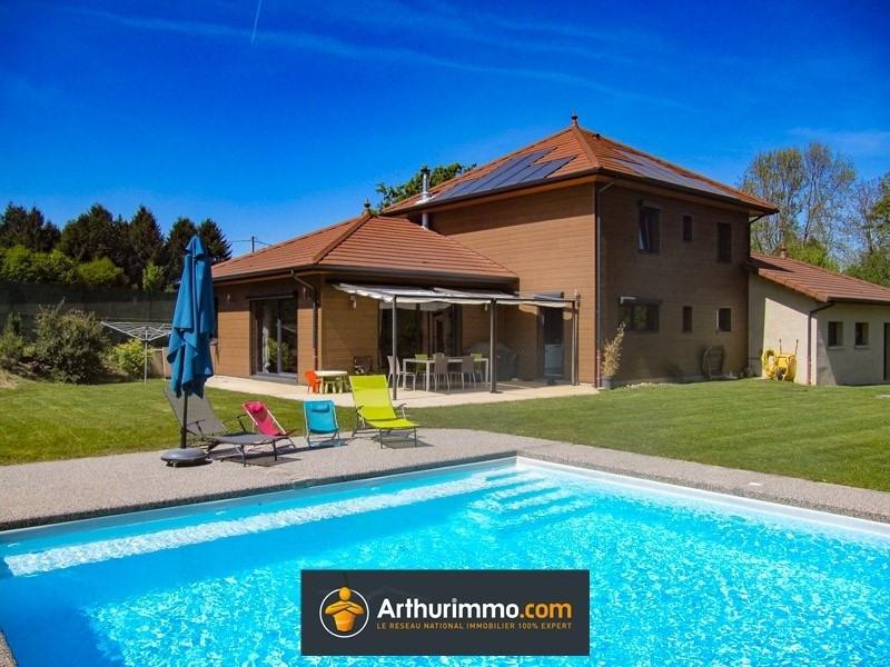 Sale house / villa Les avenieres 357075€ - Picture 1