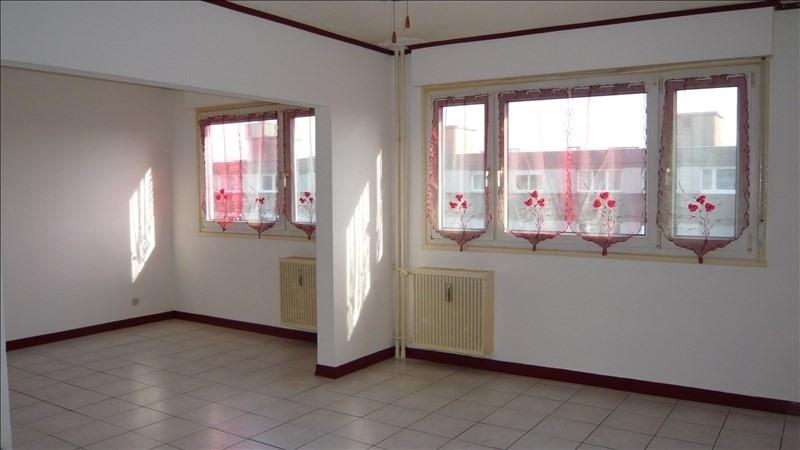 Vermietung wohnung Kingersheim 590€ CC - Fotografie 2