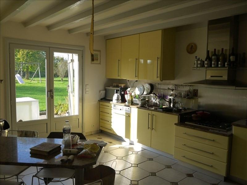 Sale house / villa Orvilliers 405000€ - Picture 6
