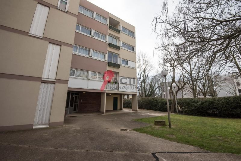Vente appartement Evry 118 000€ - Photo 2