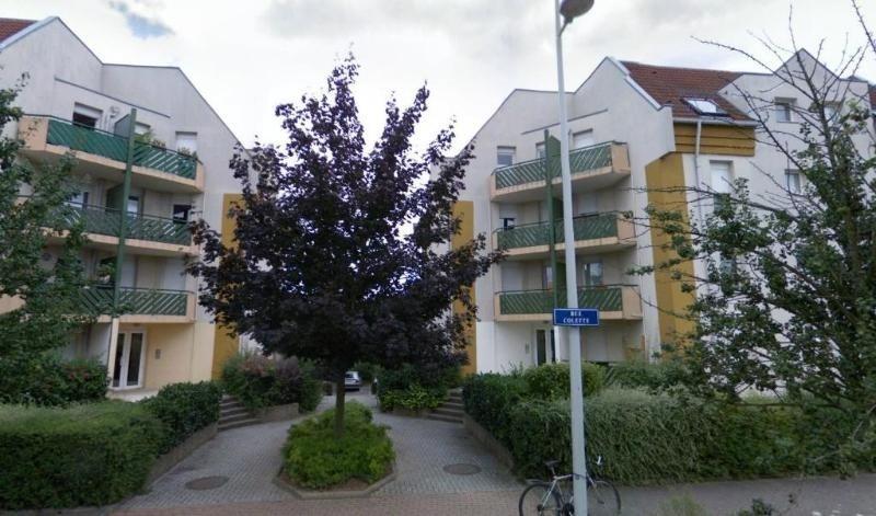 Vermietung wohnung Strasbourg 750€ CC - Fotografie 1