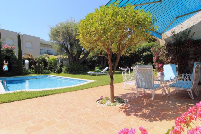 Vacation rental house / villa Juan-les-pins  - Picture 9