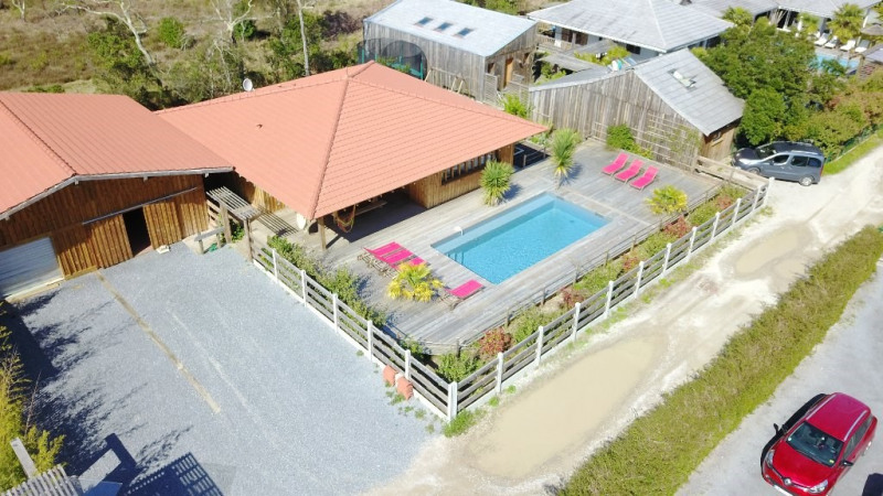 Vente de prestige maison / villa Lacanau 501600€ - Photo 11