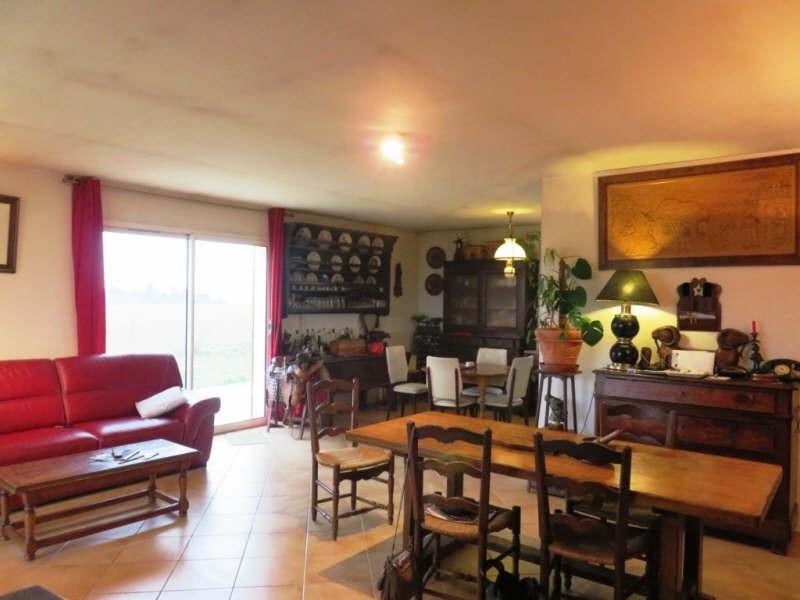 Sale house / villa Grospierres 287200€ - Picture 6