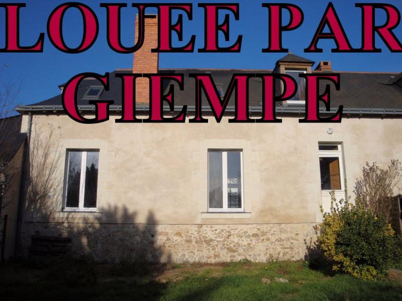 Location maison / villa Seiches sur le loir 500€ CC - Photo 1