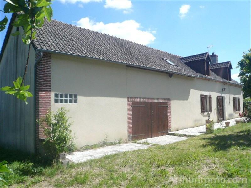 Vente maison / villa Subligny 97000€ - Photo 1