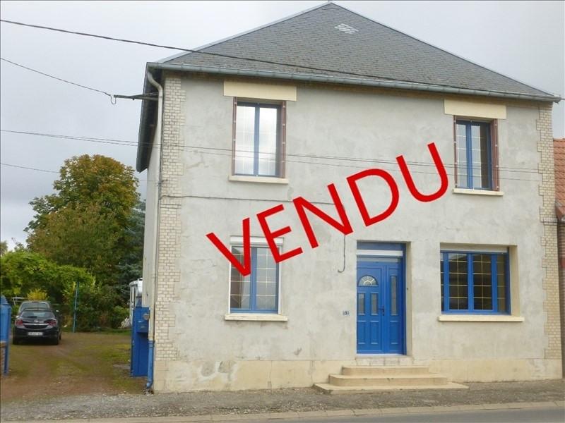 Vente maison / villa Peronne 129000€ - Photo 1