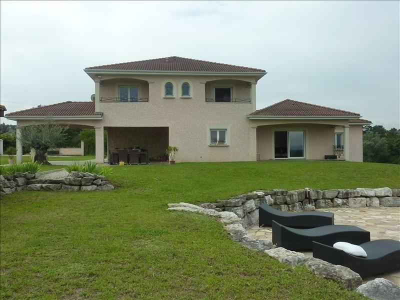 Vente de prestige maison / villa Dommartin 895000€ - Photo 1