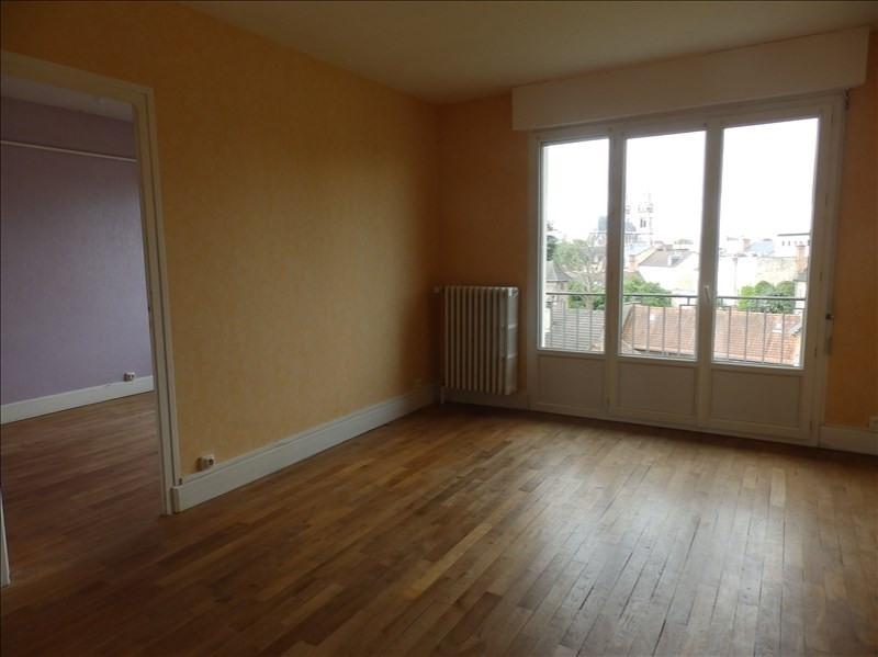 Location appartement Moulins 435€ CC - Photo 1