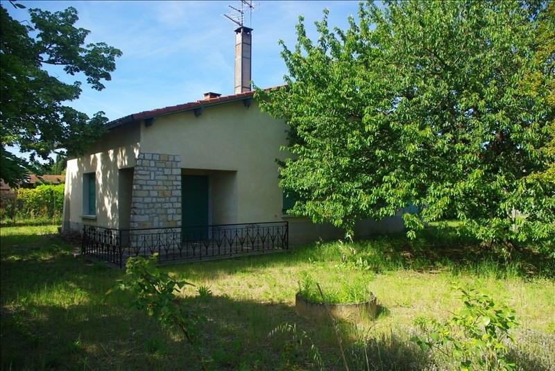 Vente maison / villa Grisolles 207000€ - Photo 1