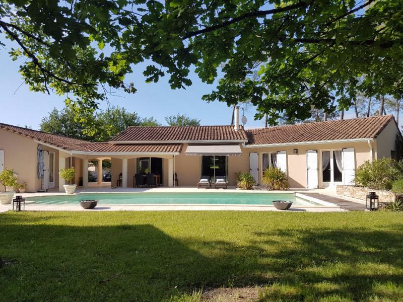 Vente de prestige maison / villa Secteur la brede 635000€ - Photo 1