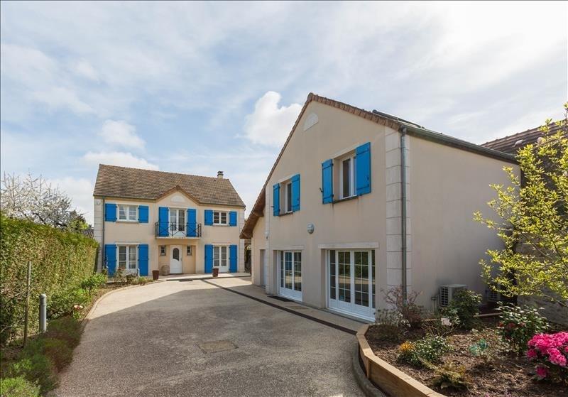 Sale house / villa Ballainvilliers 832000€ - Picture 1