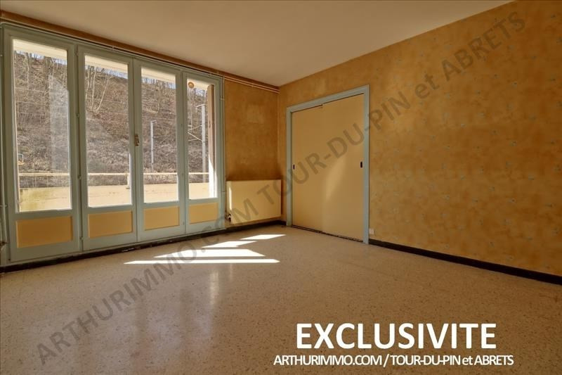 Vente appartement La tour du pin 65 000€ - Photo 1