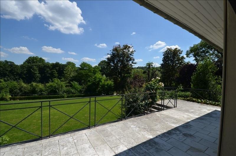 Revenda residencial de prestígio casa Croissy sur seine 2190000€ - Fotografia 4