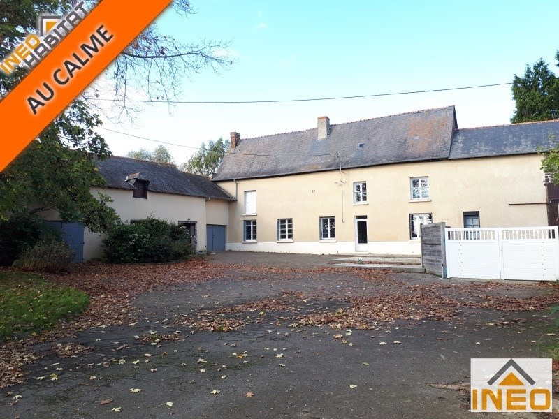 Location maison / villa Bedee 820€ CC - Photo 1
