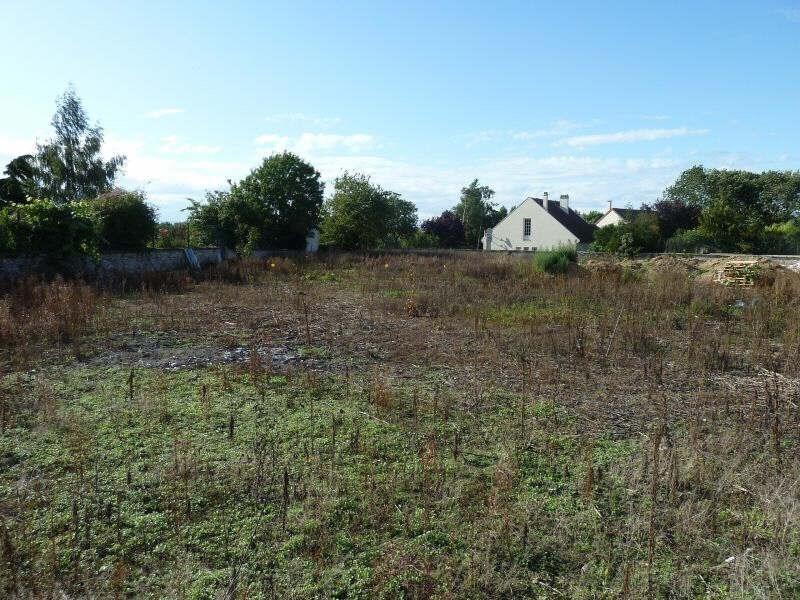 Revenda terreno Claye souilly proche 107000€ - Fotografia 1