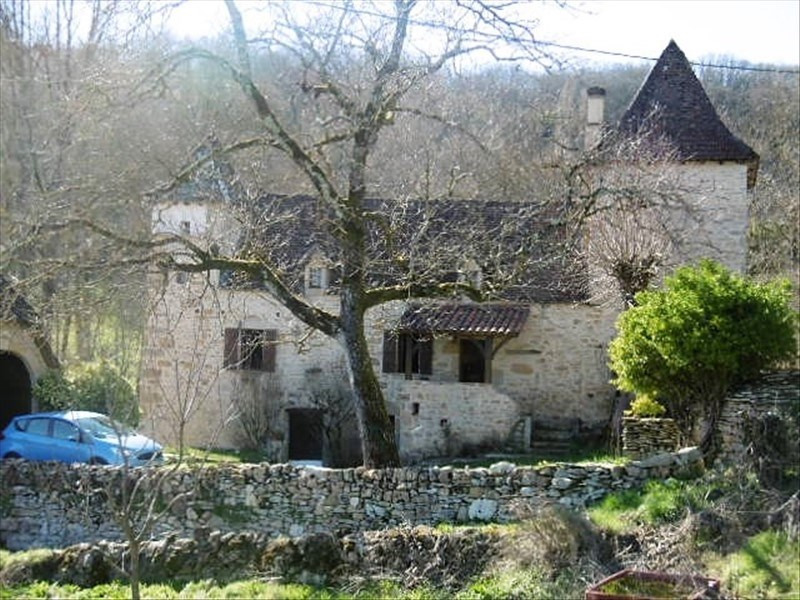 Vente maison / villa Figeac 159750€ - Photo 1