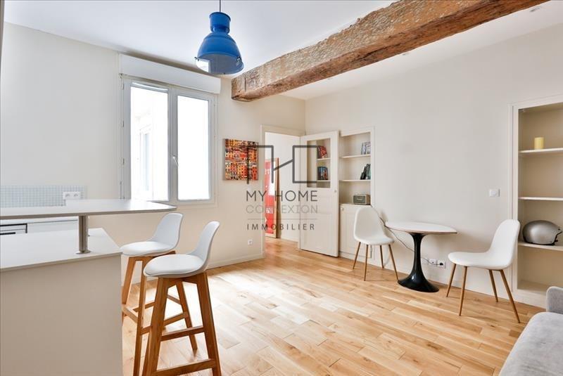 Venta  apartamento Paris 4ème 574800€ - Fotografía 1