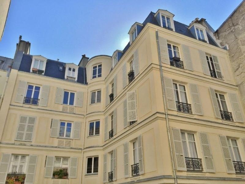 Vente Bureau Paris 3ème 0