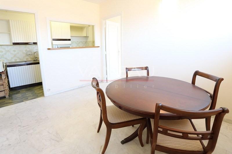 Vente de prestige appartement Juan-les-pins 249000€ - Photo 3