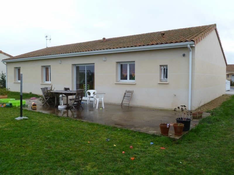 Location maison / villa St benoit 895€ CC -  2