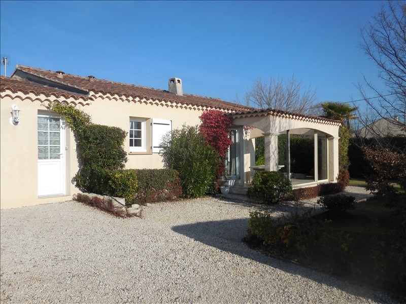 Sale house / villa Mormoiron 352 000€ - Picture 1
