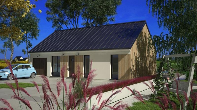 Maison  4 pièces + Terrain 500 m² Guérard par MAISONS EVOLUTION