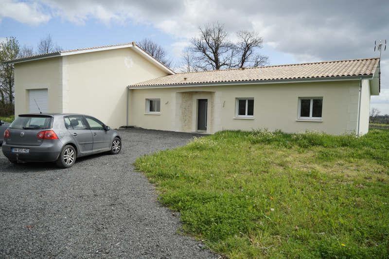 Sale house / villa Montlieu la garde 252000€ - Picture 1