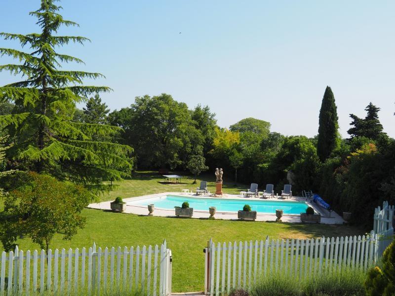 Deluxe sale house / villa Uzes 997500€ - Picture 9