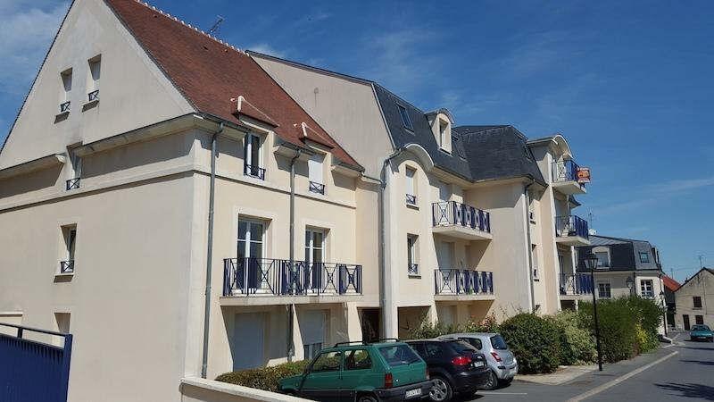 Sale apartment Orry la ville 139000€ - Picture 1