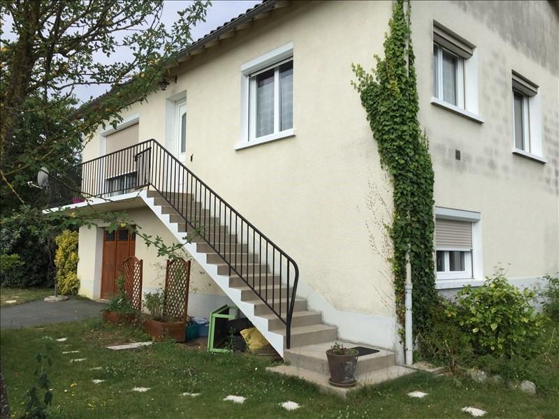 Venta  casa Smarves 164000€ - Fotografía 3