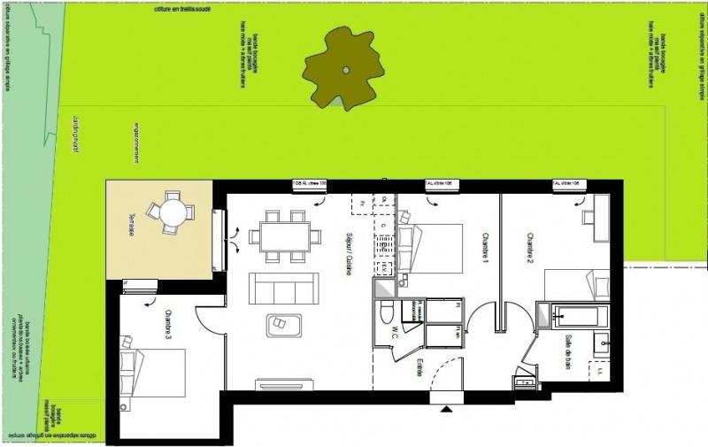 Sale apartment St priest 213000€ - Picture 2