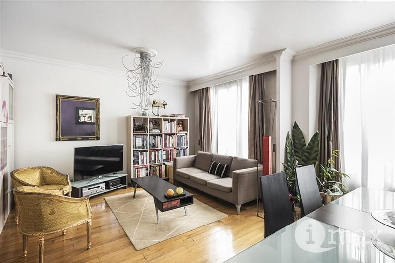 Sale apartment Asnieres sur seine 460 000€ - Picture 1