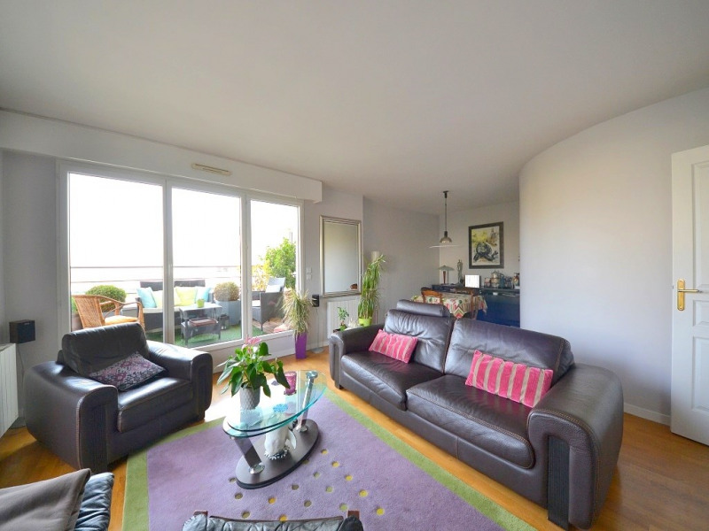 Vente de prestige appartement Suresnes 830 000€ - Photo 2
