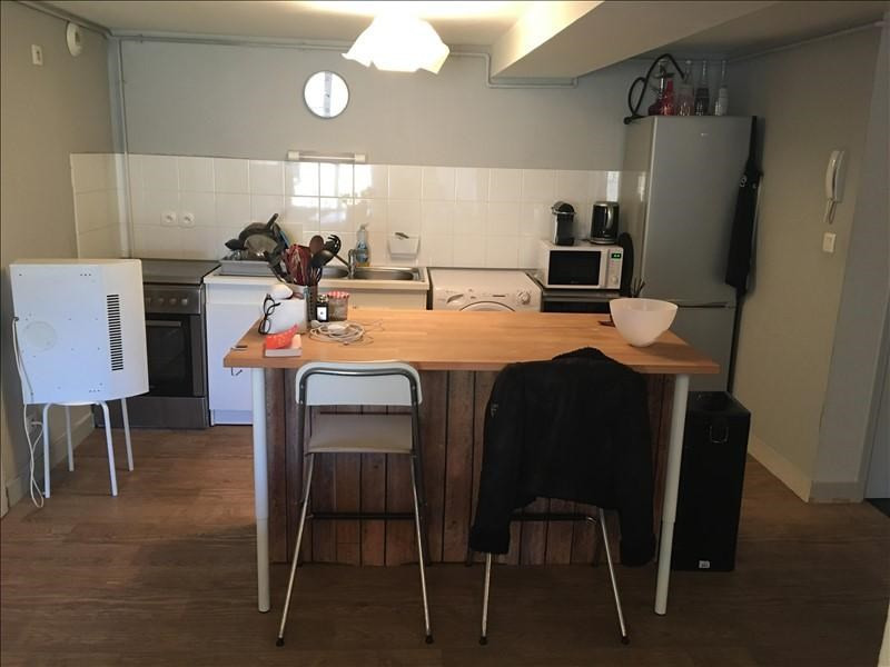 Rental apartment Poitiers 590€ CC - Picture 1