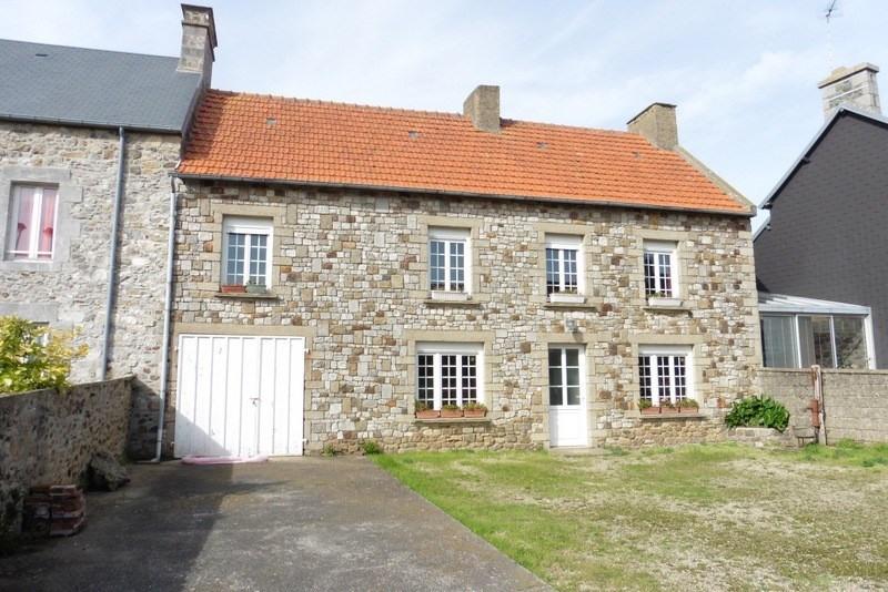 Sale house / villa Tourville sur sienne 145000€ - Picture 1