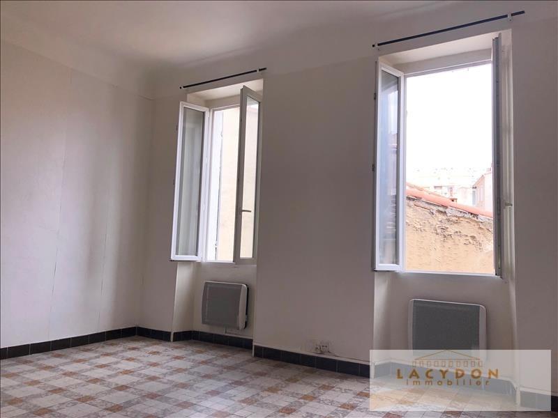 Vente appartement Marseille 4ème 63000€ - Photo 2