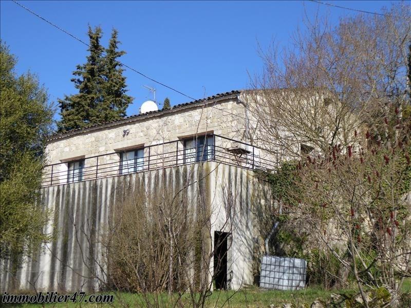 Vente maison / villa Prayssas 212000€ - Photo 2