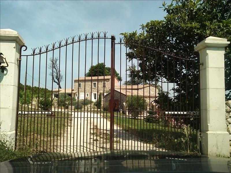 Vente de prestige maison / villa Bollene 780000€ - Photo 2