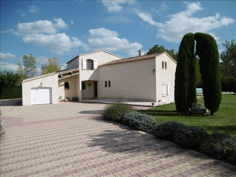 Vente de prestige maison / villa L isle sur la sorgue 577000€ - Photo 5