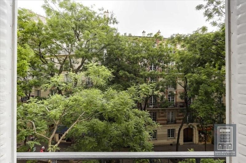 Vente appartement Paris 18ème 866000€ - Photo 5
