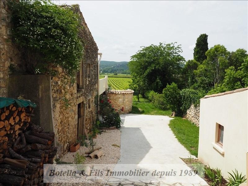 Venta  casa Goudargues 277000€ - Fotografía 12
