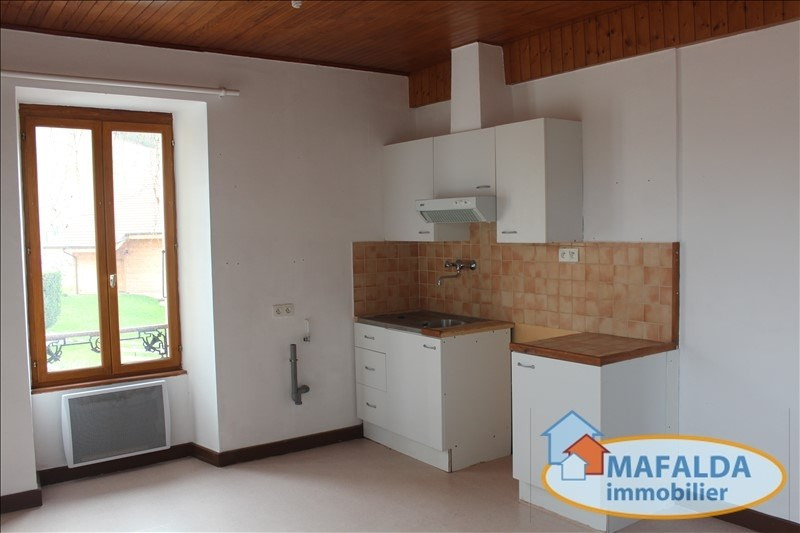 Location appartement Mont saxonnex 550€ CC - Photo 2