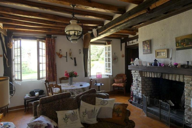 Vente maison / villa Conches en ouche 137500€ - Photo 4