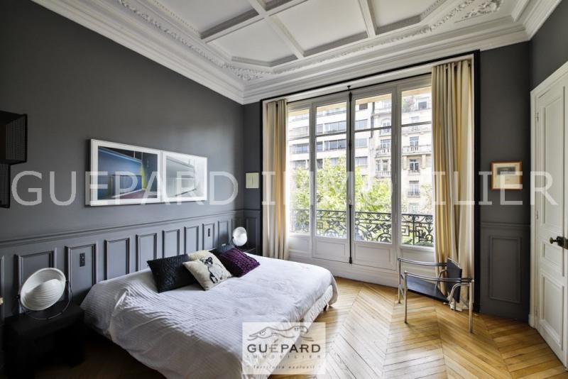 Vente de prestige appartement Paris 17ème 2789000€ - Photo 3