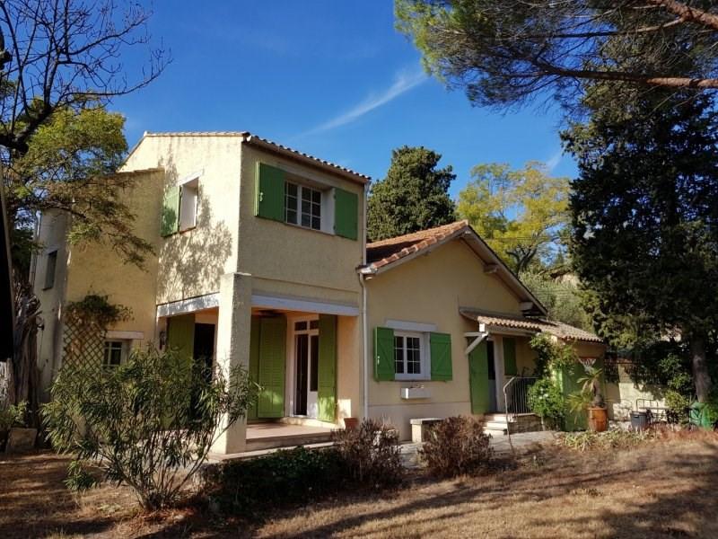Sale house / villa Villeneuve les avignon 317000€ - Picture 1