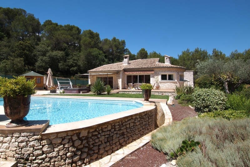 Vente de prestige maison / villa Goudargues 795 000€ - Photo 3