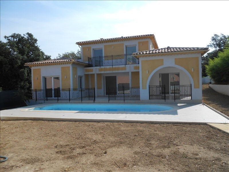 Deluxe sale house / villa Antibes 890000€ - Picture 1