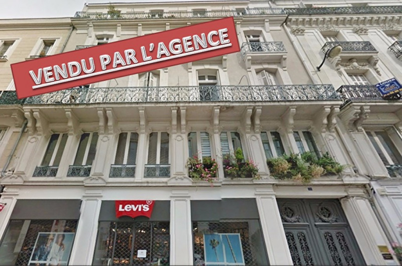 Sale building Angers 1590000€ - Picture 1